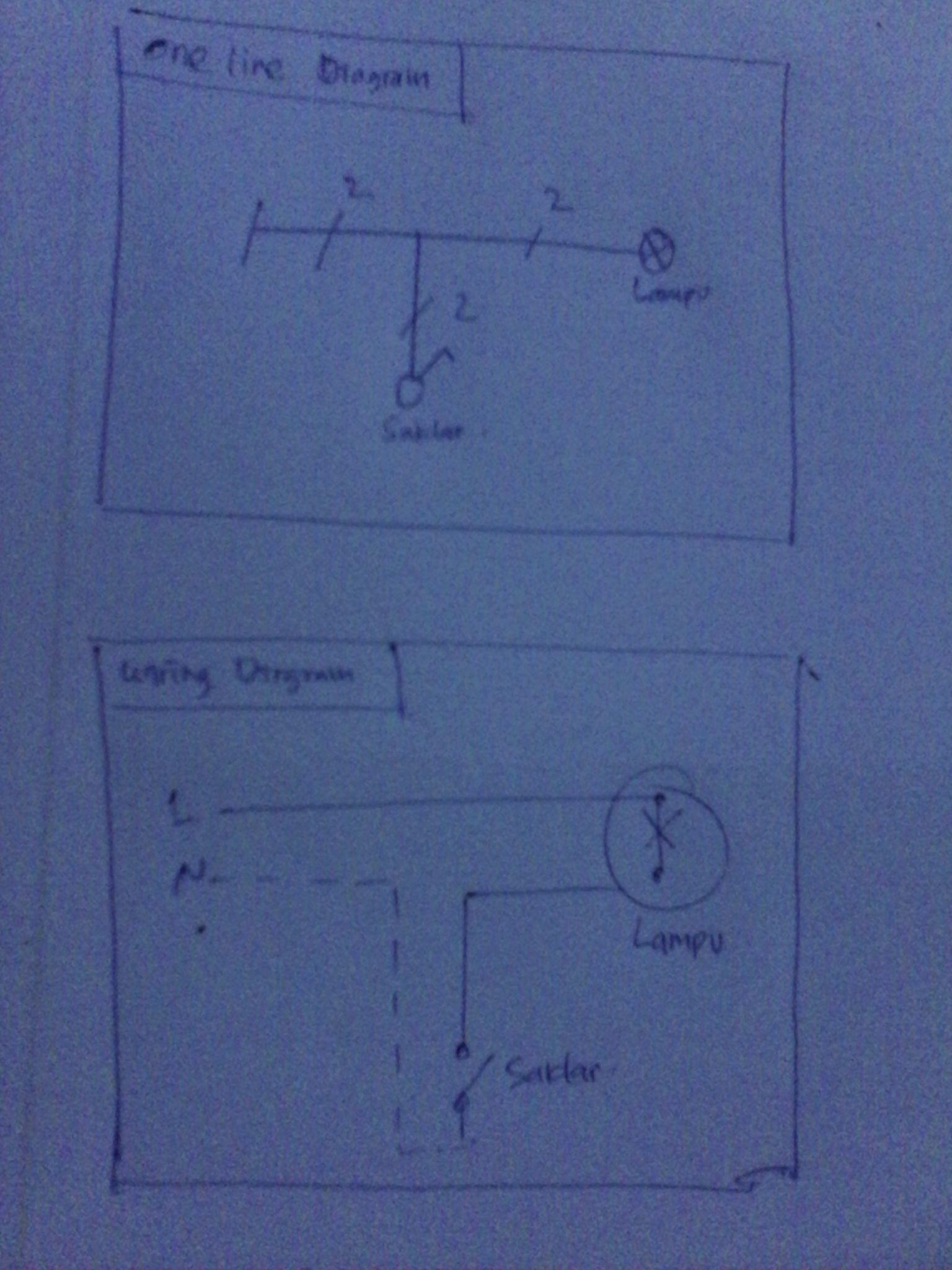 [GJFJ_338]  A094 Penerangan Gambar Single Line Wiring Diagram | Wiring Resources | Penerangan Gambar Single Line Wiring Diagram |  | Wiring Resources